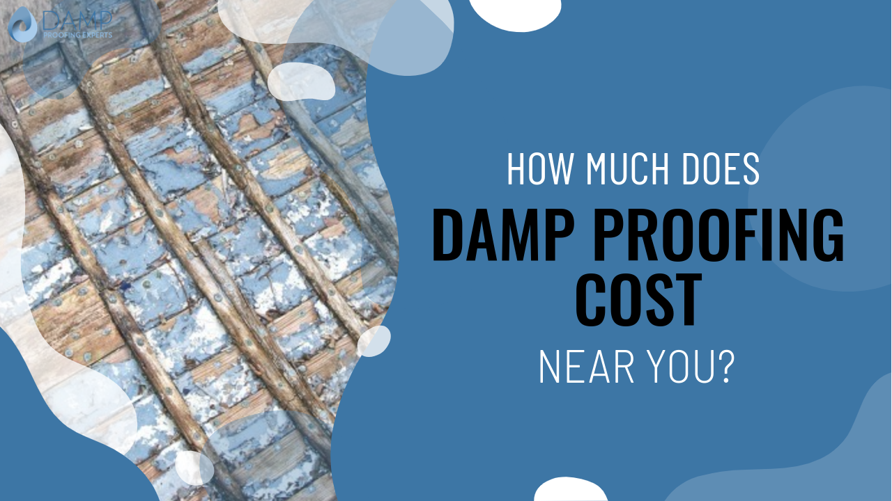 Damp proofing cost near me
